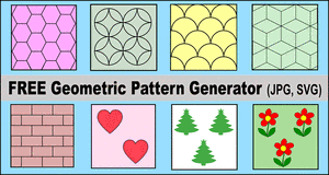 Geometric Patterns.