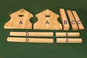 Simple wooden bird feeder plans