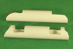 PVC Bird Feeder Tubes.