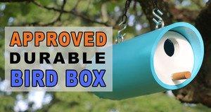 PVC Bird Box Plans.