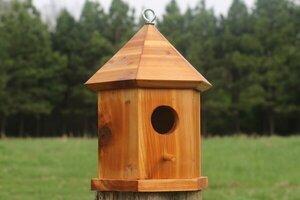 DIY bird house plans gazebo.