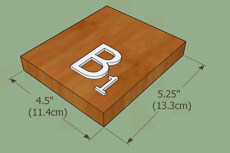 free-birdhouse plans side walls simple b