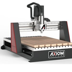 Axiom precision cnc router woodworking projects