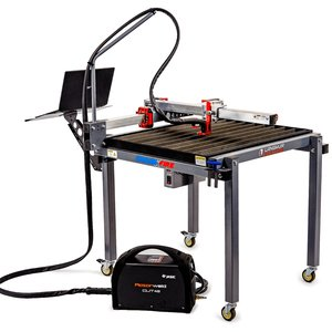 Crossfire CNC Plasma Cutting Machine.