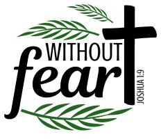 Joshua 1:9 Without fear, bible verses, scripture verses, svg files, passages, sayings, cricut designs, silhouette, embroidery, bundle, free cut files, design space, vector.