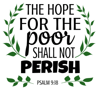 Psalm 9:18 The hope for the poor shall not perish, bible verses, scripture verses, svg files, passages, sayings, cricut designs, silhouette, embroidery, bundle, free cut files, design space, vector.