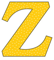 Free Z - alphabet letter., font stencil, pattern, template, clipart, design, printable alphabet letters and numbers with dots, cricut, coloring page, monogram, a-z, vector, svg.