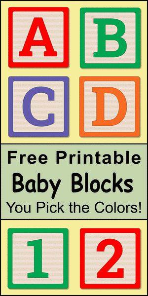FREE printable Pencil Banner letters, numbers, and alphabet stencils and patterns.
