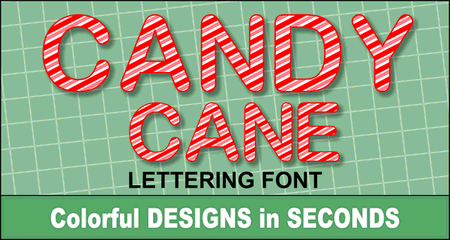 FREE printable candy cane font, lettering, stripes, Christmas, alphabet, peppermint stripped, generator, holidays, signs, bulletin boards, decorations, patterns, templates, clipart designs.