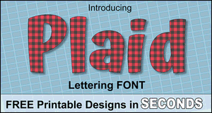 Colorful Fun Font