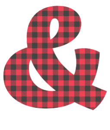 Free Ampersand. plaid font, colorful font, fun font, lettering, stencil, alphabet, letter, number, font, pattern, template, clipart, printable, alphabet, DIY crafts, bulletin board, teachers, vector, svg.