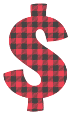 Free Dollar sign. plaid font, colorful font, fun font, lettering, stencil, alphabet, letter, number, font, pattern, template, clipart, printable, alphabet, DIY crafts, bulletin board, teachers, vector, svg.