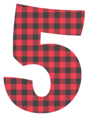Free 5 - colorful lettering. plaid font, colorful font, fun font, lettering, stencil, alphabet, letter, number, font, pattern, template, clipart, printable, alphabet, DIY crafts, bulletin board, teachers, vector, svg.