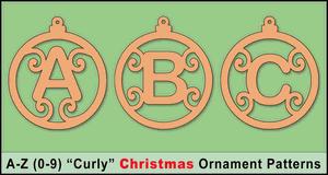 Homemade Christmas Ornaments (A-Z)