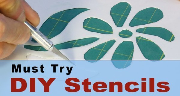 How to Make and Paint Stencils (7 Must Try Tips for Amazing Results)
