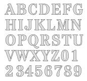 Free printable All stencils. serif printable stencils, number printable alphabet patterns print download svg, png, pdf, jpg pattern.