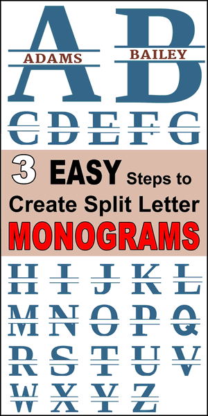 simple-split-letter-monogram-vheader  Letter Monogram Template Fij on