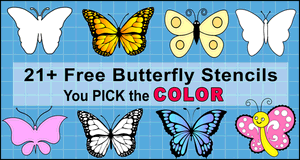 Butterfly SVG Files