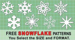 Snowflake Templates.