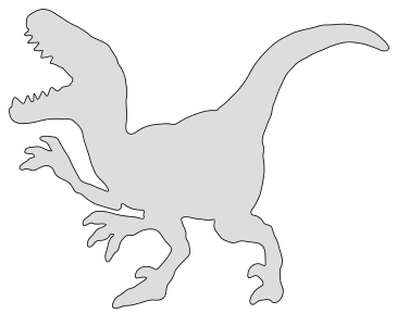 Free Tyrannosaurus T Rex Stencil  vector, cricut, silhouette, fossil, dino, jurassic, animal, cricut, scroll saw, svg, coloring page, quilting pattern, toy, design clipart.