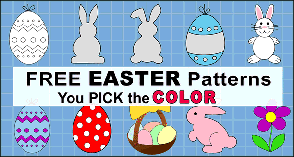 Free Printable Easter Paper Crafts Clip Art