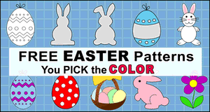 Easter Patterns.