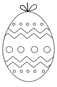 easter clip art patterns egg and bunny stencils  patterns monograms stencils  diy projects