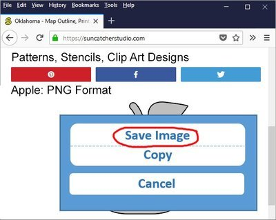 How to save images on your iphone or ipad device.