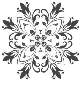 Free printable Flourish Floral Flower.  These mandala coloring pages and coloring sheets are for adults, children, and beginners to download, print and colour.