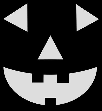 Bart pumpkin carving stencil, pattern, template, halloween decoration, Jack O Lantern,  print download free svg vector.