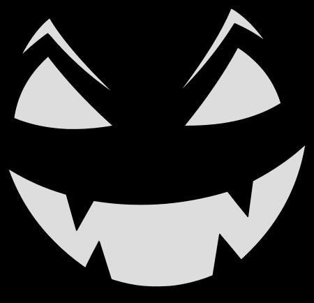 Elmer pumpkin carving stencil, pattern, template, halloween decoration, Jack O Lantern,  print download free svg vector.