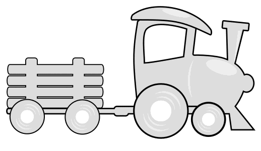 Free Locomotive train clipart.  vector, cricut, silhouette, train car clipart, patterns, stencils, templates, cricut, scroll saw, svg, coloring page, quilting pattern