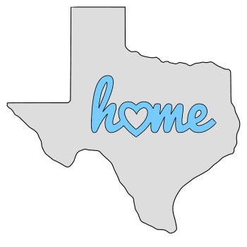 Texas home heart stencil pattern template shape state clip art outline printable downloadable free template map scroll saw pattern, laser cutting, vector graphic.