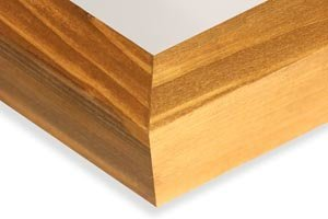 Perfect miter joint.