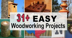 Easy Woodworking Projects.