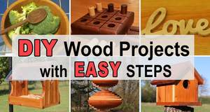 DIY Woodworking Projects, Plans, Designs, Homemade, Handmade, Easy Free.