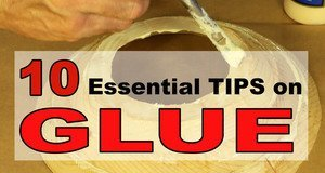 Glue & Adhesive Tips.