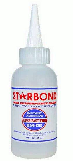 StarBond CA glue.