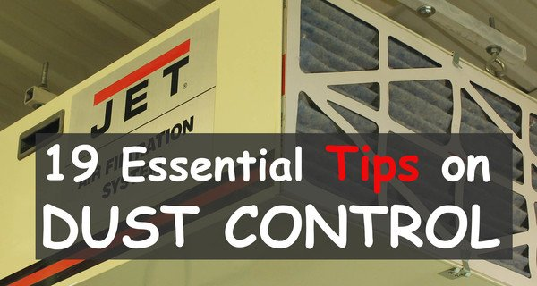 Dust Control (Duct work, Vacuums, Masks, & Collection Systems)