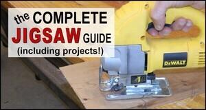 Jigsaw Tool & Projects.