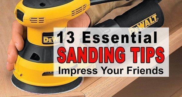 Sandpaper Grit (13 Essential DIY Tips and Tricks on Sanding)