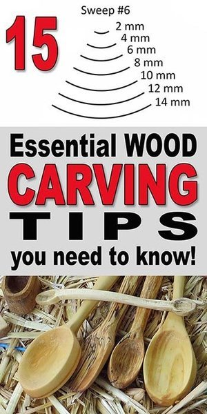 For beginners carving wood 10 Wood