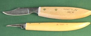 Whittling knife knives for wood carving.