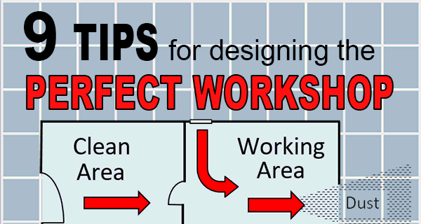 Workshop Plans and Design Tips (Dust collection, Electrical, HVAC) –  Patterns, Monograms, Stencils, & DIY Projects | Wiring Plan Home Woodshop |  | Patterns, Monograms, Stencils, & DIY Projects